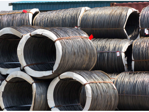 Tagged Steel Cable