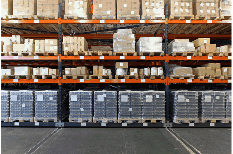 Warehouse Racking Labels Saito