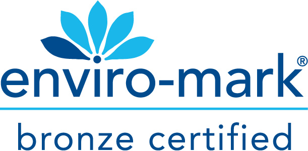 Saito have met the Enviro-Mark® Bronze Requirements
